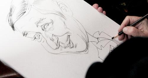 Как научится рисовать шарж человека?