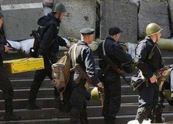 Антитеррористическая операция проводится в Мариуполе