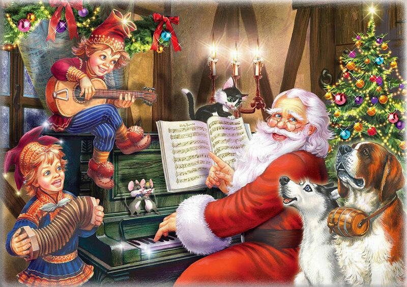 Рождественская сказка