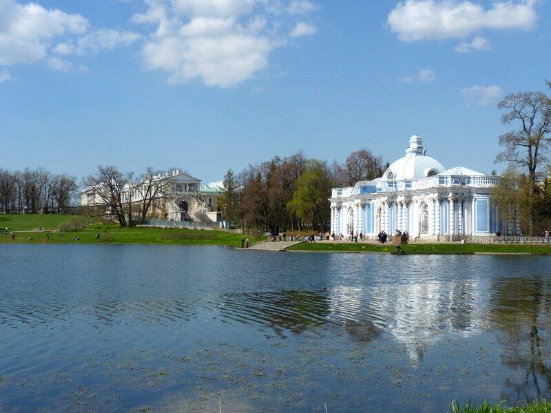 Весна в Царском Селе (май 2012)