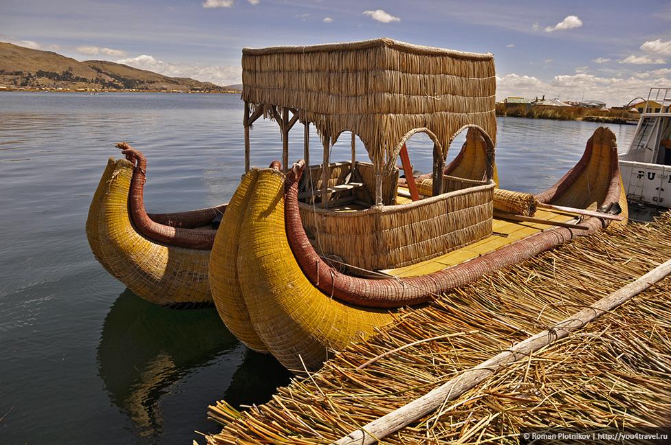 0 1790ad 67bccfe6 orig Высокогорное озеро Титикака и город Пуно