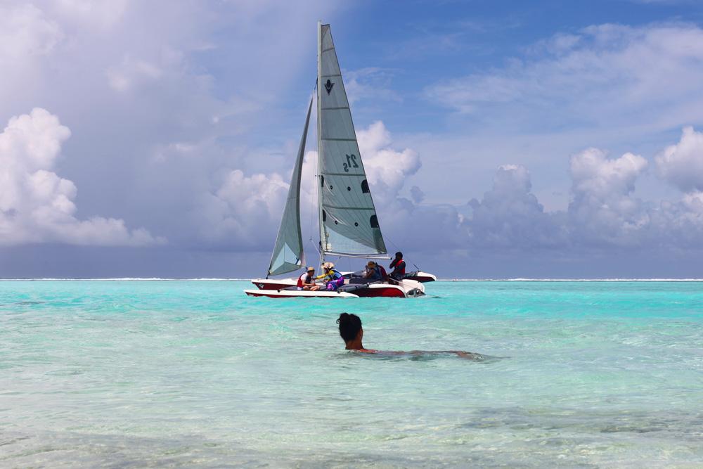 Как поехать на Мальдивы