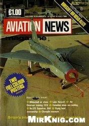 Журнал Aviation News Vol.15 No.03 (1986)