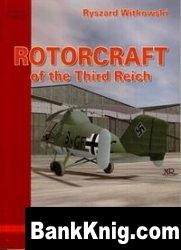 Книга Red Series No. 5109: Rotorcraft of the Third Reich