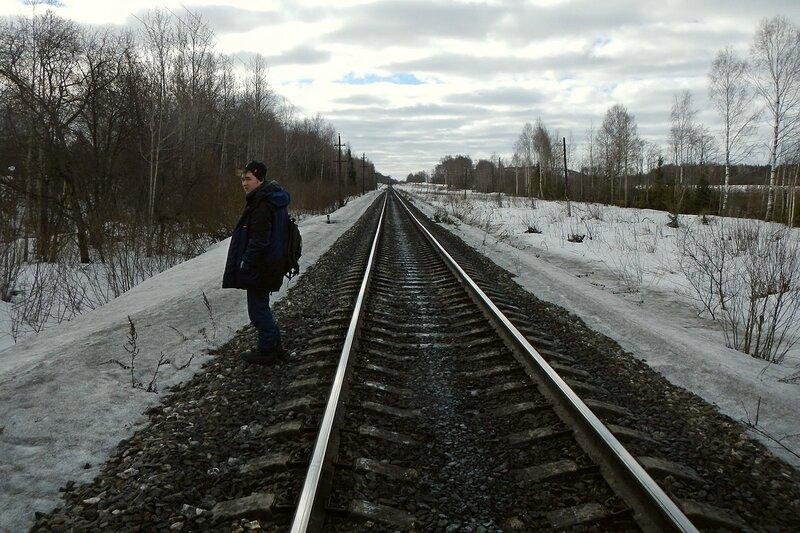 Железнодорожная линия Ганино - Лянгасово
