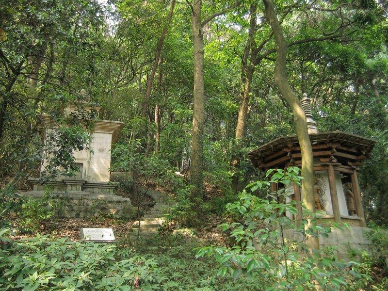 Сад пагод, Люхэта, пагода Шести гармоний, Ханчжоу