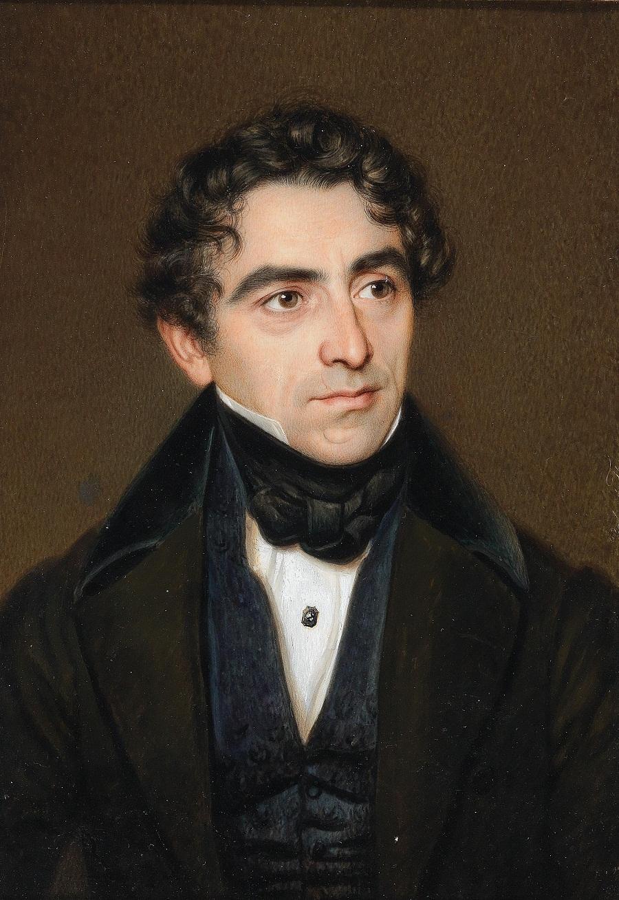 Robert Theer(Johannisberg 1808-1863 Wien)