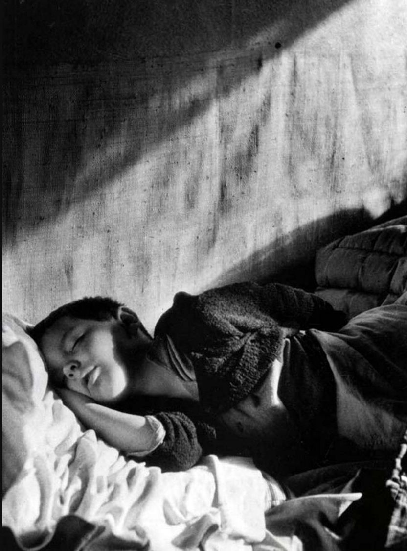 1946. Спящий Винсент