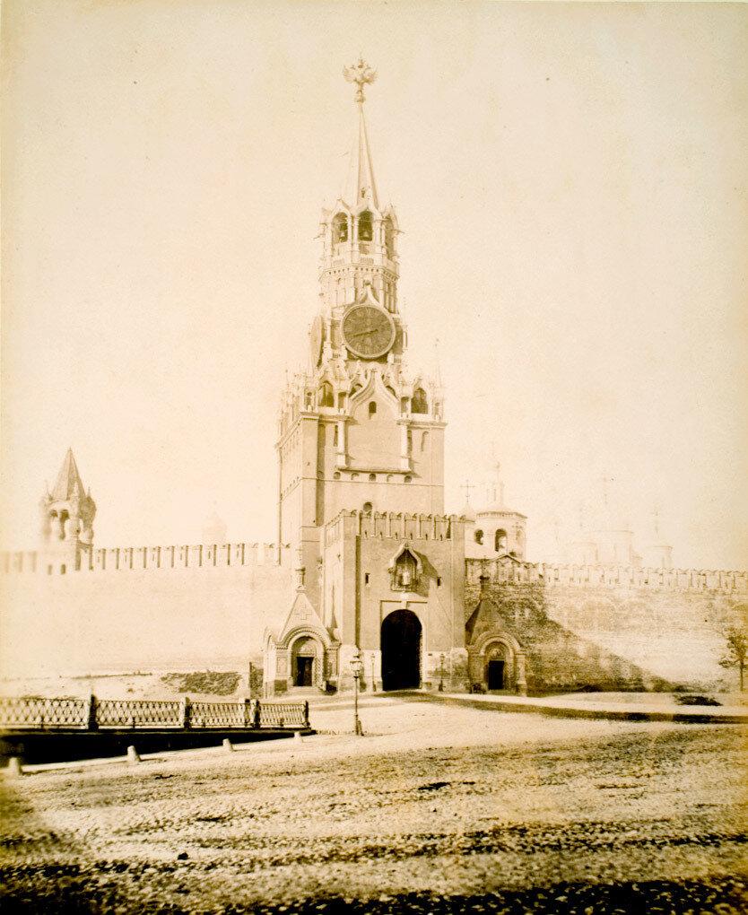 18. Москва. Кремль, Спасская башня