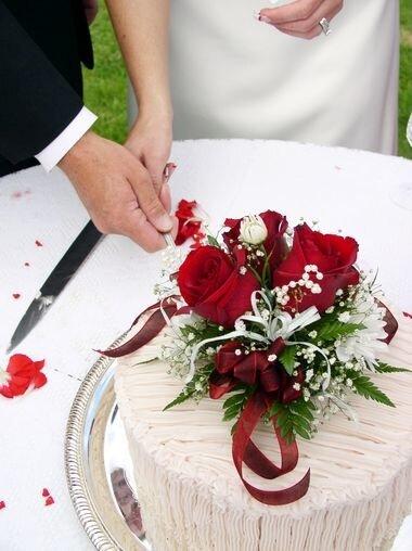 Каким будет ваш свадебный торт?