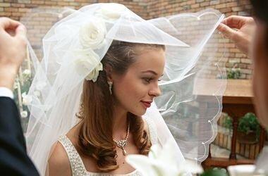 Обряд снятие фаты невесты