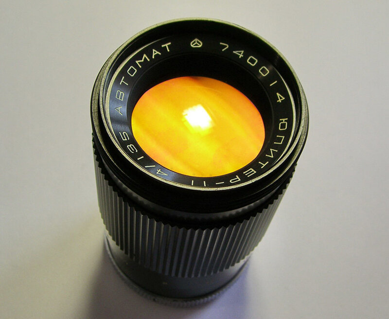 Продаю объектив Юпитер 11 Автомат 4/135.Байонет к Киеву 15.  Идеальное состояние в футляре .Посмотрите фотоаппараты и...