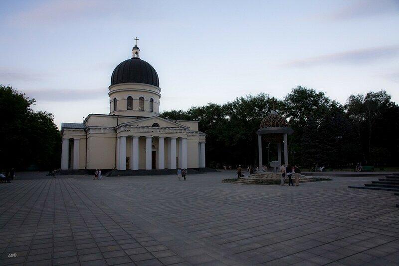 Кишинев - Соборный парк