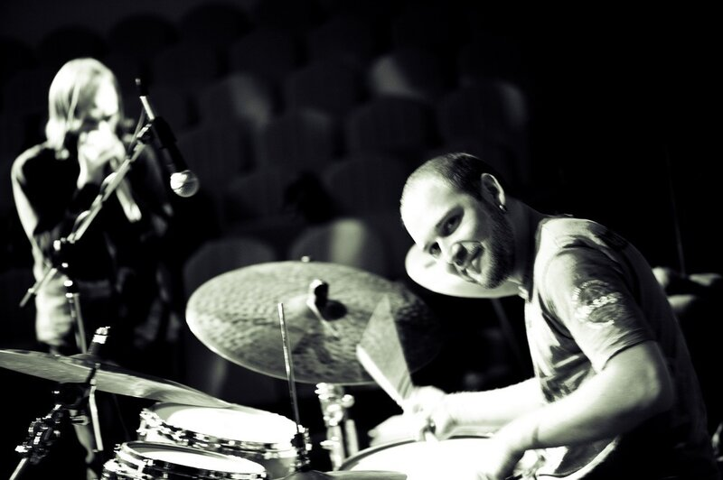 Веселый барабанщик