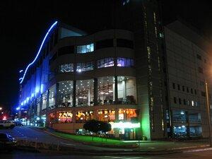 Ультрамарин ночью
