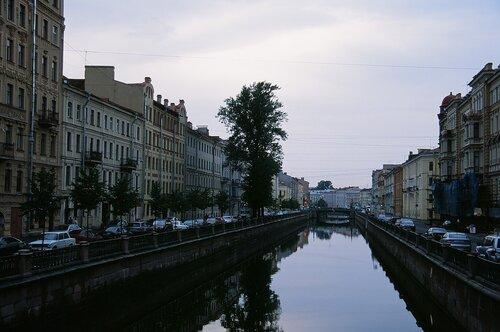 Набережная канала им. Грибоедова