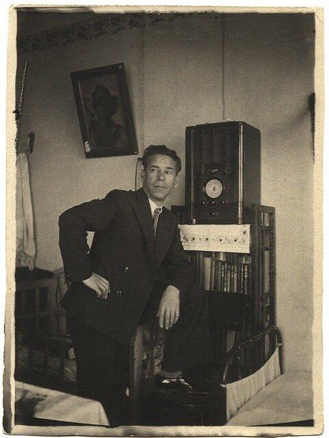 Радиоприемник СССР 1937 года. СВД 9