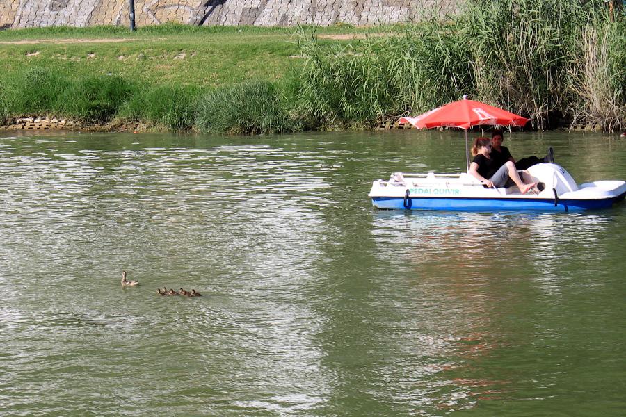 Севилья - прогулка по реке Гвадалкевир, Испания