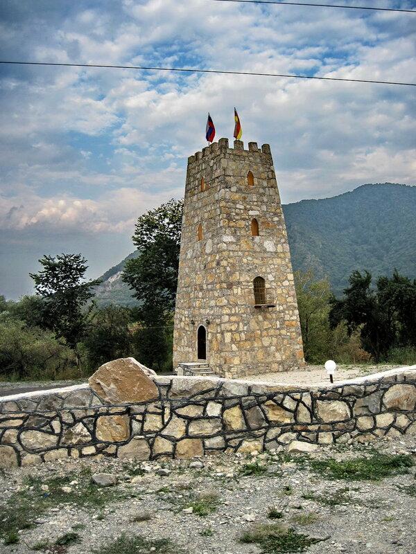 Башня XXI века