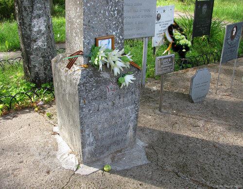 Мемориал сибирякам в Плоском.