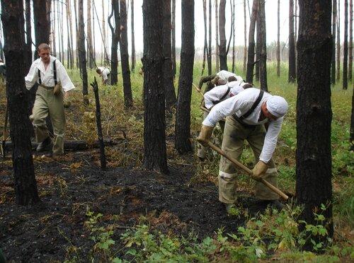 Доброволная пожарная дружина