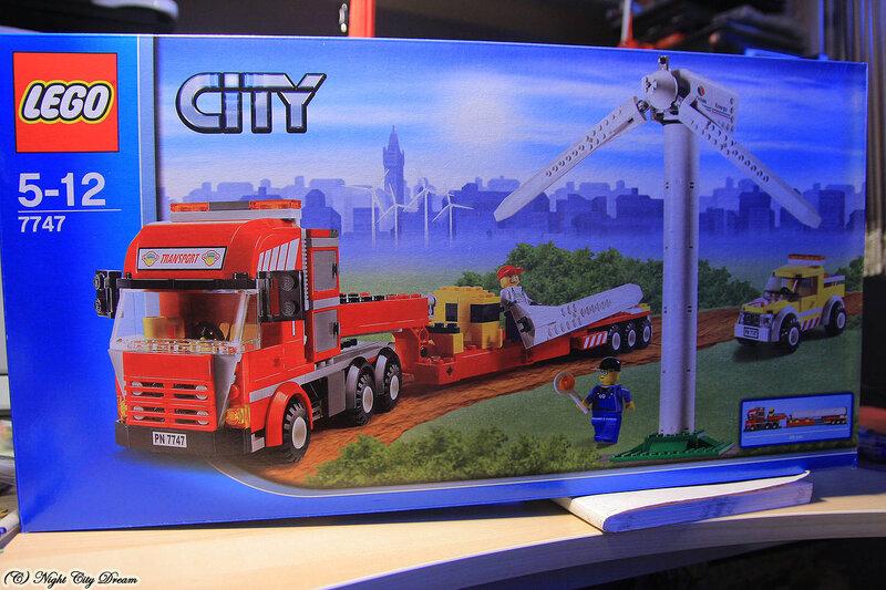"""Обзор набора 7747 """"Перевозчик ветротурбины"""" - DoubleBrick.ru - Форум о LEGO"""
