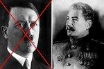 Гитлер рядом со Сталиным не стоит