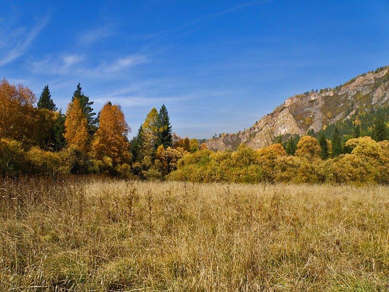 Долина Базаихи