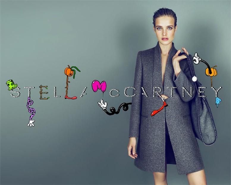 Наталья Водянова / Natalia Vodianova by Mert and Marcus for Stella McCartney