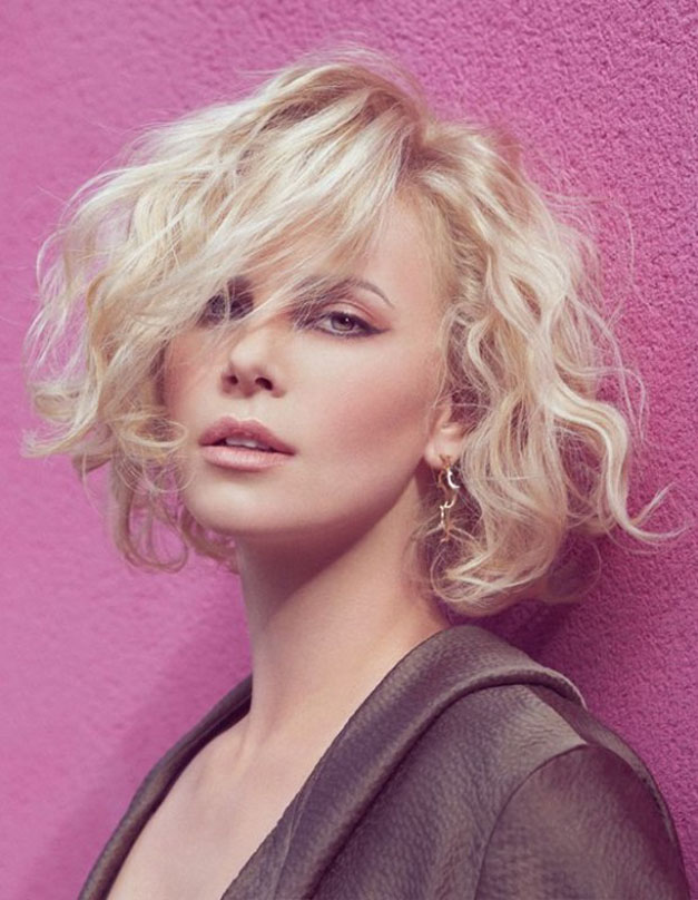 Шарлиз Терон / Charlize Theron by Dusan Reljin