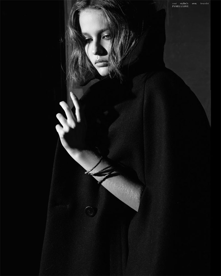 Кристина Романова / Kristina Romanova by Eric Guillemain