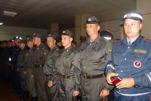 Приморский сводный отряд милиции готов к службе на Северном Кавказе