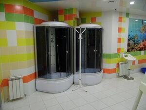 Душевые кабинки в Акватике