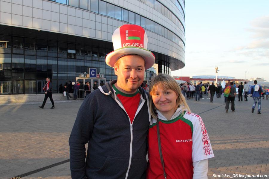 Белорусская семья