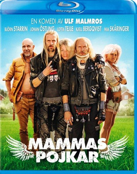 Братья-металлисты / Mammas pojkar / Metal Brothers (2012) BDRip 720p + HDRip
