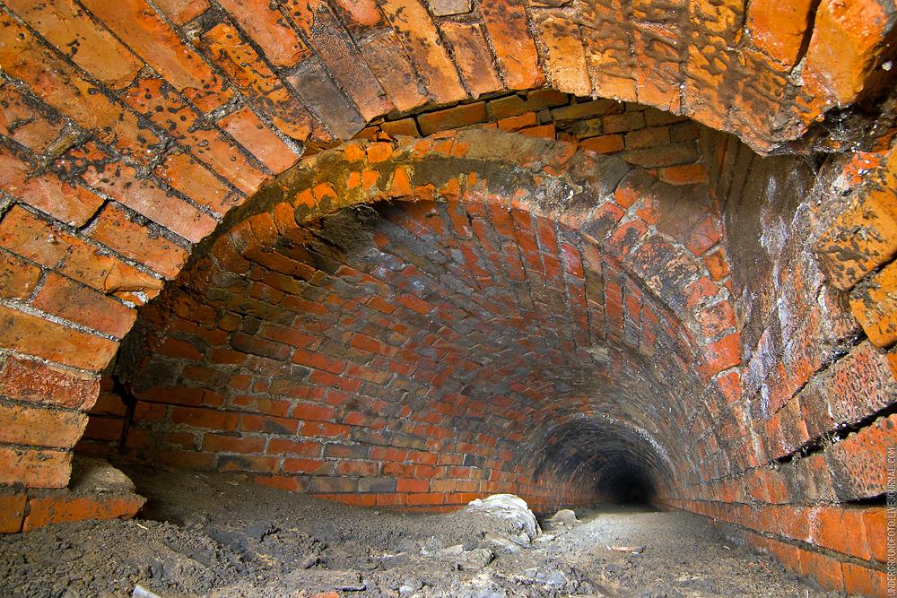 Кирпичная канализация