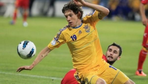 Сборная Украины провалила 1-ый тайм сМакедонией— Фоменко