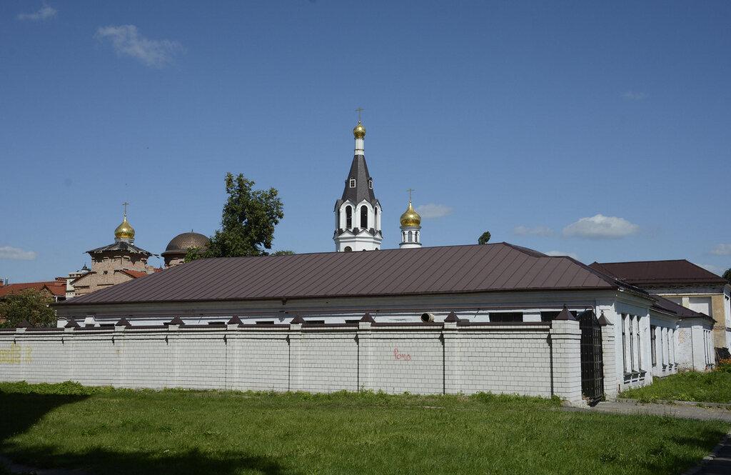 Свято-Никольский мужской монастырь в Гомеле