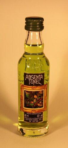Абсент Absenta Tunel Bebida Espirituosa