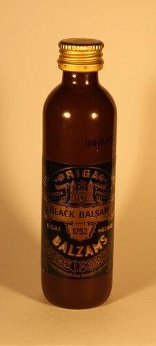 Бальзам Riga Black Balsam Rigas Melnais