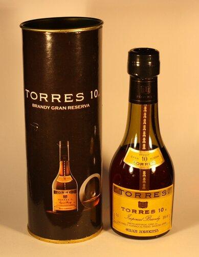 Бренди Torres 10 Imperial Brandy Gran Reserva