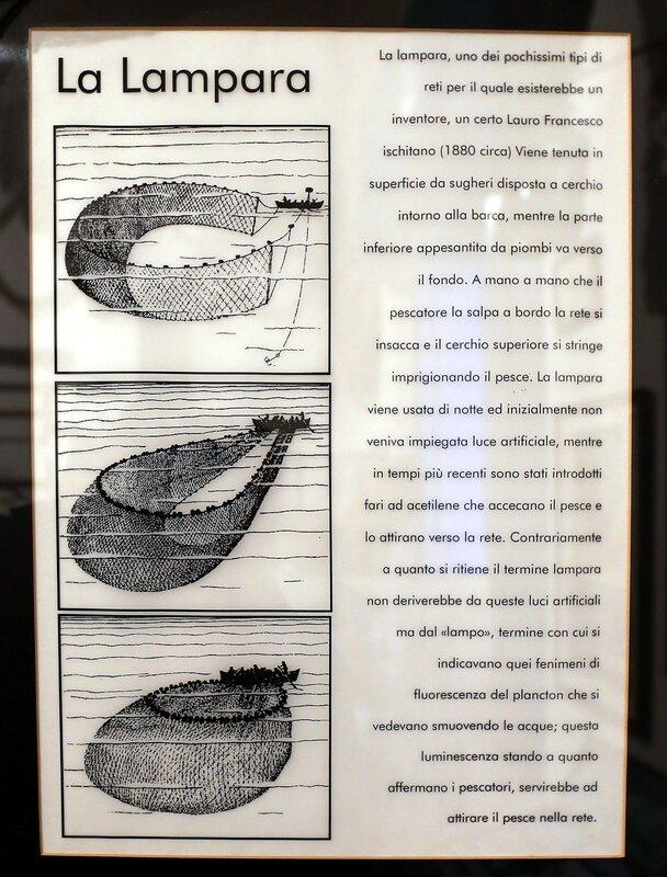 Морской музей в Искья-Понте,