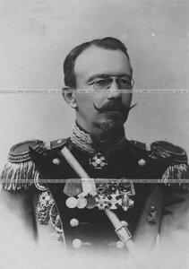 Полковник бригады в парадном мундире (портрет).