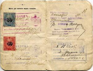Паспортная книжка 0090