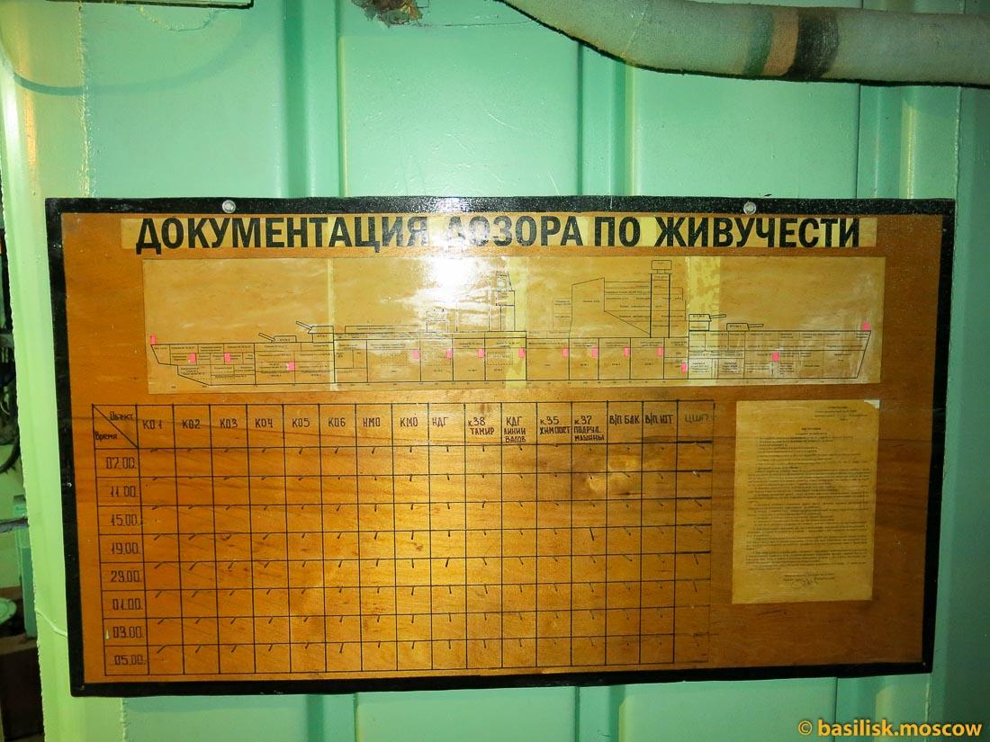 Крейсер Михаил Кутузов. 2013.