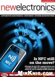 Журнал New Electronics - 25 March 2014
