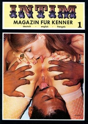 Журнал INTIM MAGAZIN FUR KENNER Nr.01