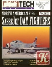 Книга Книга F-86 Saber Jet Day Fighter