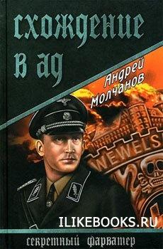 Книга Молчанов Андрей - Схождение в ад