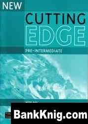Книга New Cutting Edge. Pre-intermediate (Workbook) pdf 16Мб